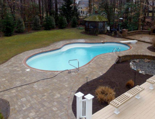 Pavers – Pool Deck