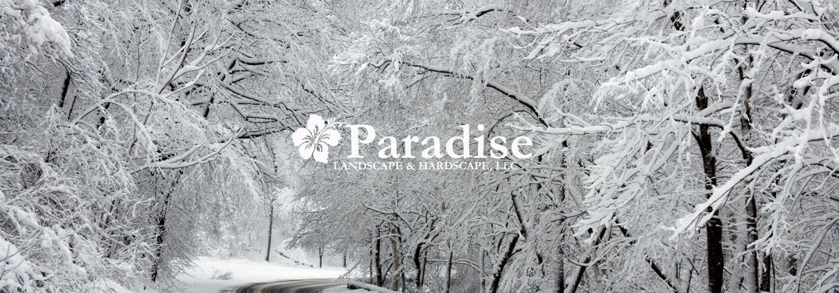 Paradise Landscape Snow Removal Annapolis