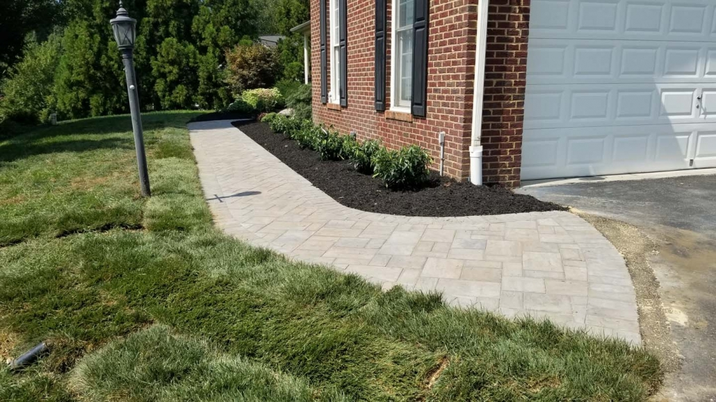 Landscape Design in Severna Park Maryland