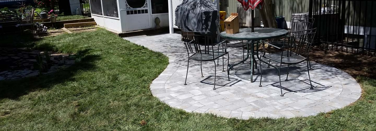 Hardscapes in Annapolis and Severna Park
