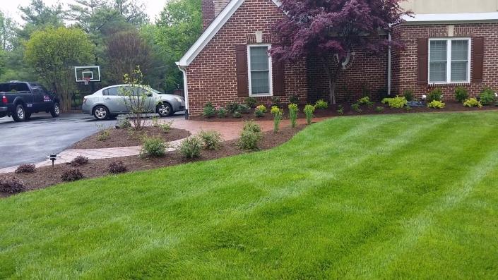 Annapolis Landscape Design Grass Mowing Serices