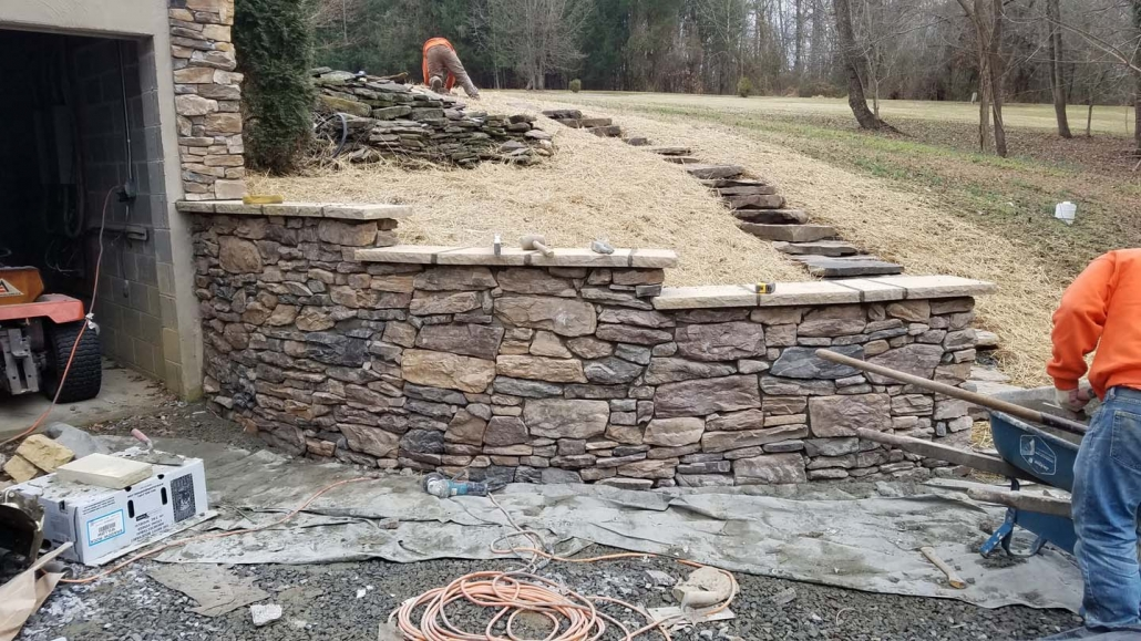Hardscape Paver Patios in Annapolis