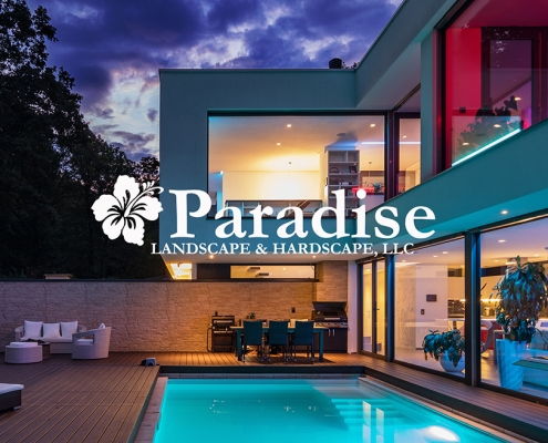 Paradise Landscaping in Annapolis Outdoor Lighting and Patio Pool LIghts
