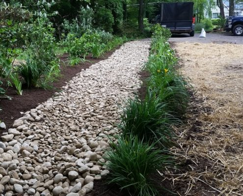 Drainage Solutions in Annapolis Maryland